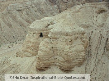 Qumran Caves, Discovery of the Dead Sea Scrolls