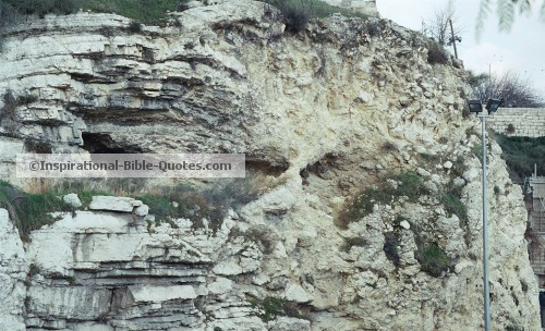 Golgotha, Place of a Skull (Matthew 27:33)