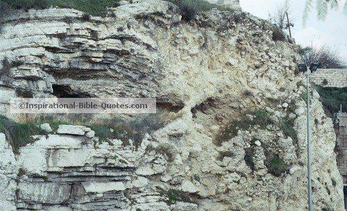 Golgotha, Place of a Skull (Matthew 27:33)